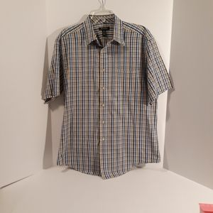 George Men's dress shirt S/S Size L (42-44)